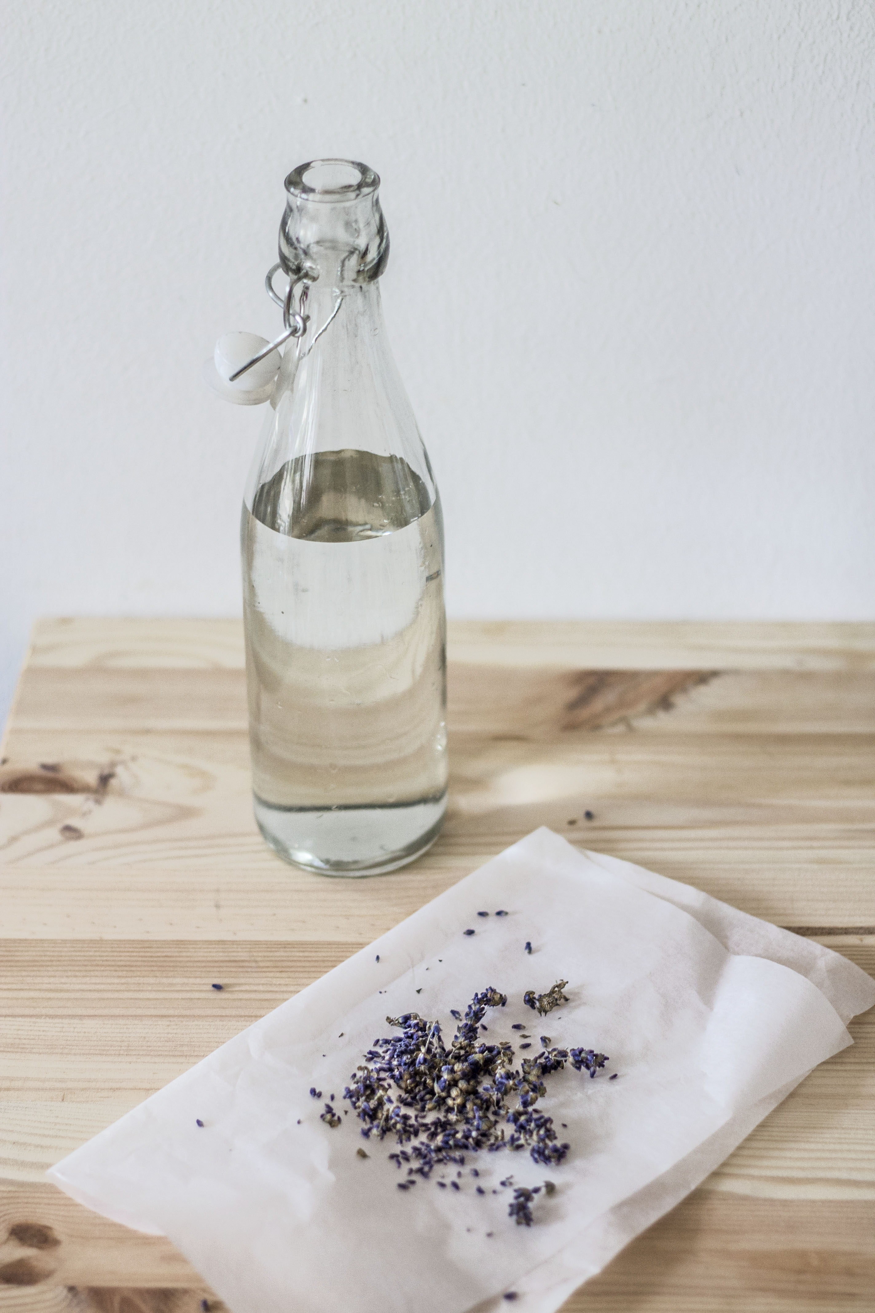 Lavender essence recipe