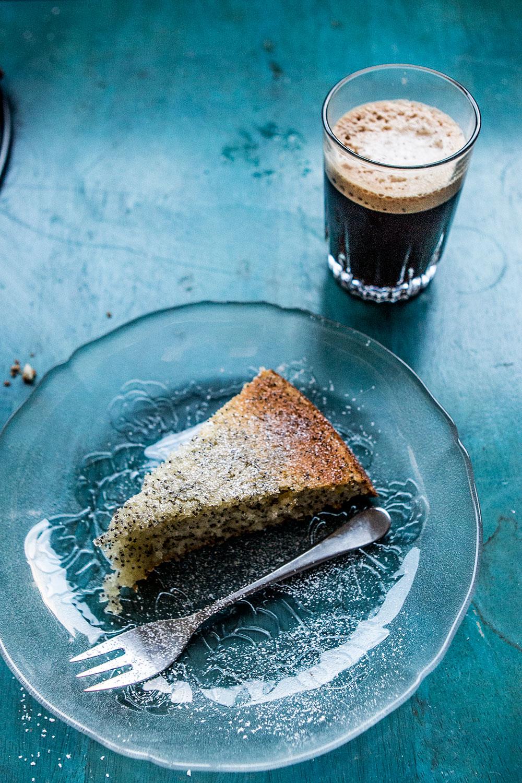 Lemon Drizzle Poppy Seed Cake Recipe