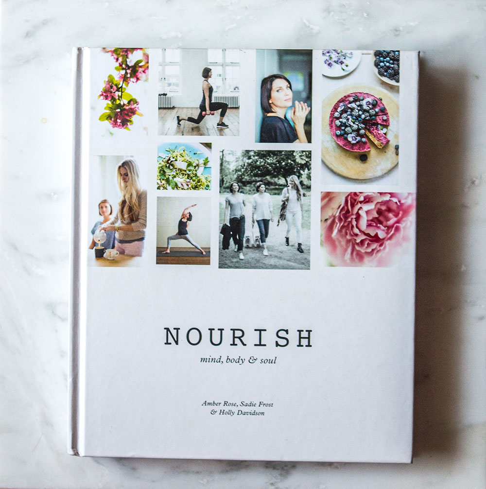 Nourish by Sadie Frost book review