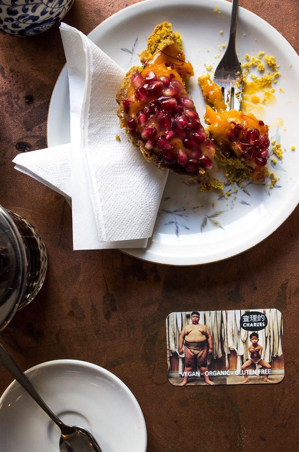 Charlie's Asian Bakery Berlin | Sugar Thumb